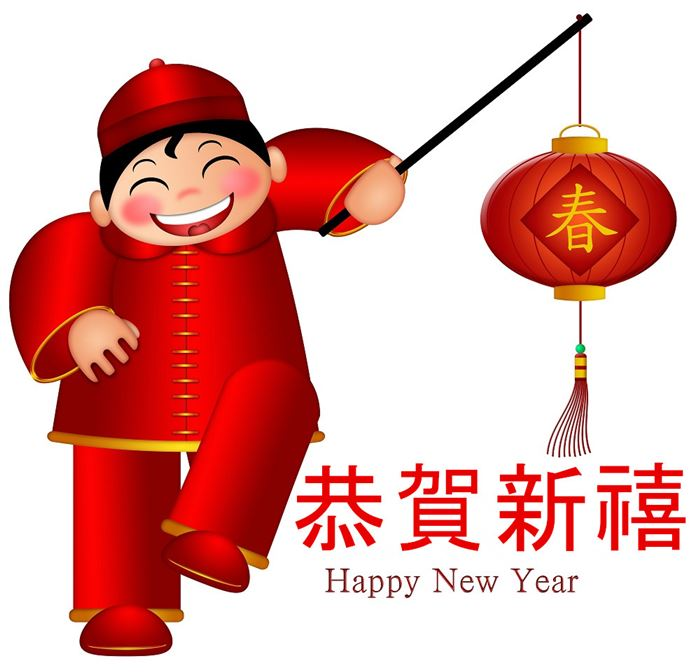Easy Chinese New Year Greetings Words In Mandarin