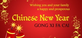 Best Chinese New Year Greetings Words Sample
