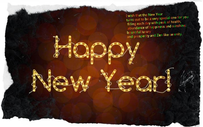 Best Example Of Happy New Year Greeting Messages