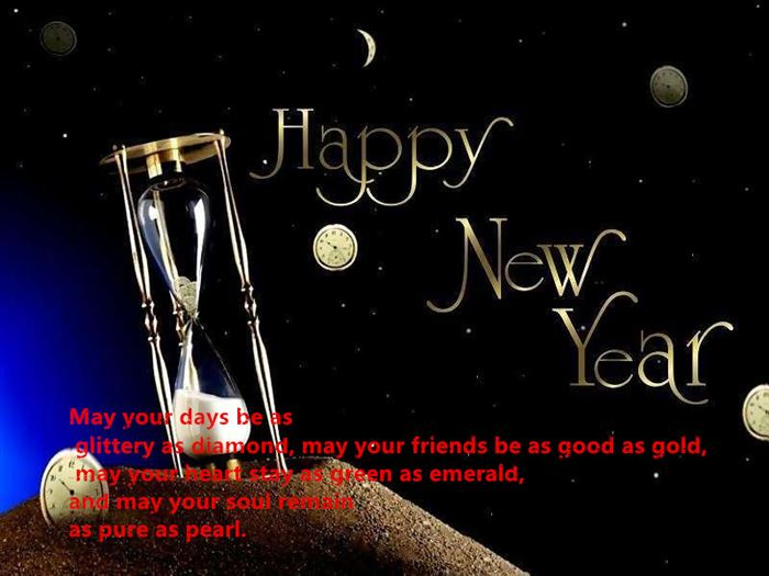 Example Of Happy New Year Greeting Messages Meaning