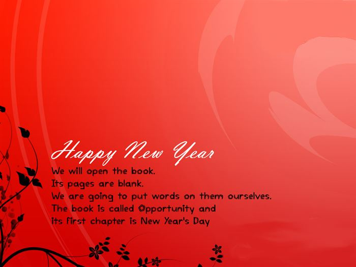 Best Meaning Happy New Year Wishes Messages