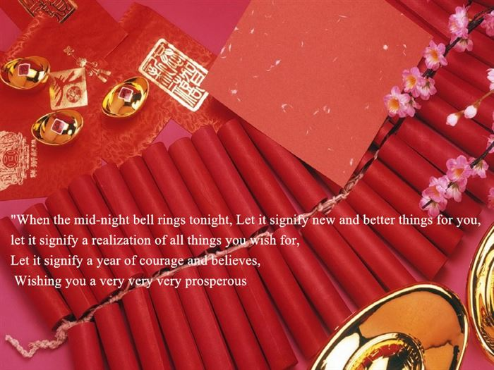Meaningful Happy Chinese New Year Wishes Messages