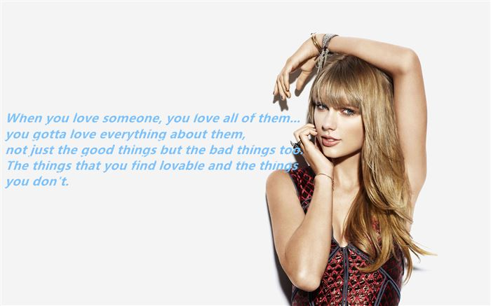 Best Taylor Swift Happy Valentine's Day Movie Quotes