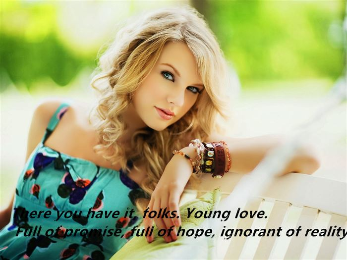 Meaningful Taylor Swift Happy Valentine's Day Movie Quotes
