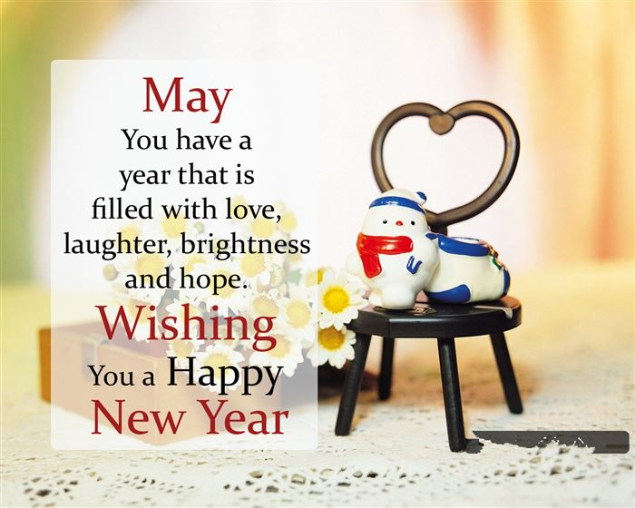 Happy New Year Message Best Wish For You