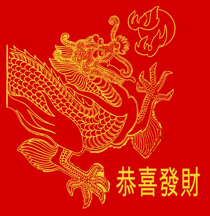 Common Chinese New Year Greetings Words In Cantonese