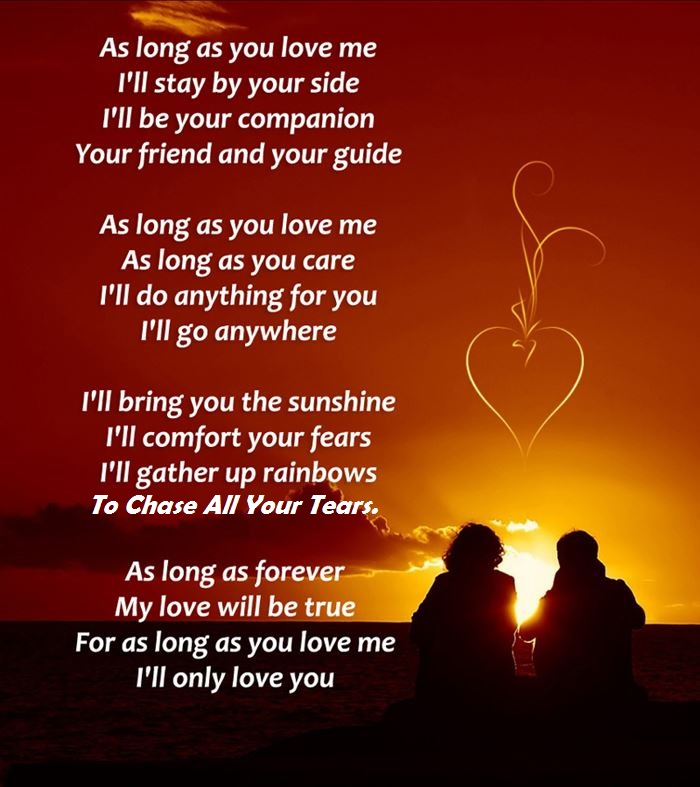 Romantic Happy Valentine's Day Love Poems For Boyfriends