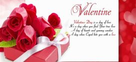 Famous Happy Valentine's Day Love Poems For Girlfriends