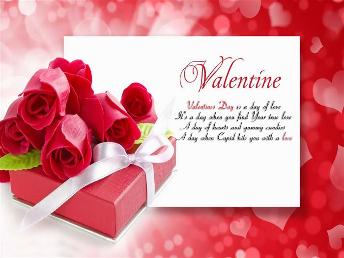 Short Happy Valentine's Day Love Poems For Girlfriends