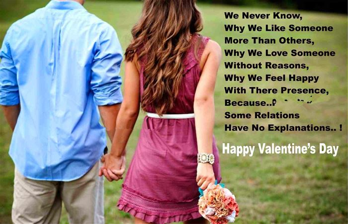Famous Happy Valentine's Day Wishes For Boyfriends