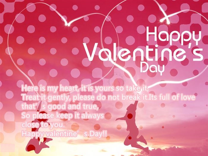 Romantic Happy Valentine's Day Wishes For Boyfriends