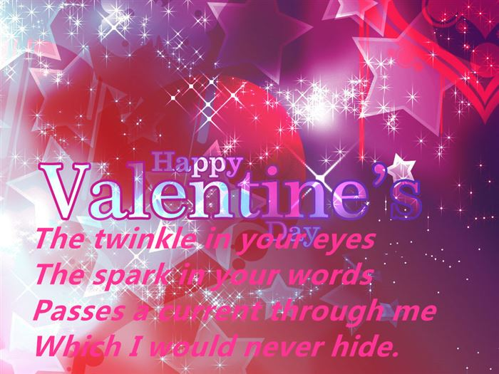 Romantic Happy Valentine's Day Greetings For Boyfriends