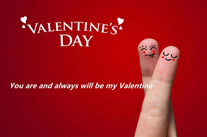 Lovely Happy Valentine's Day Greetings For Wife