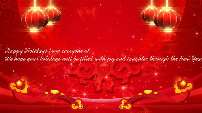 Unique Chinese New Year Greeting Words For Business
