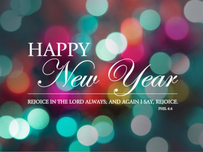 Best Free Christian Happy New Year Wishes Quotes