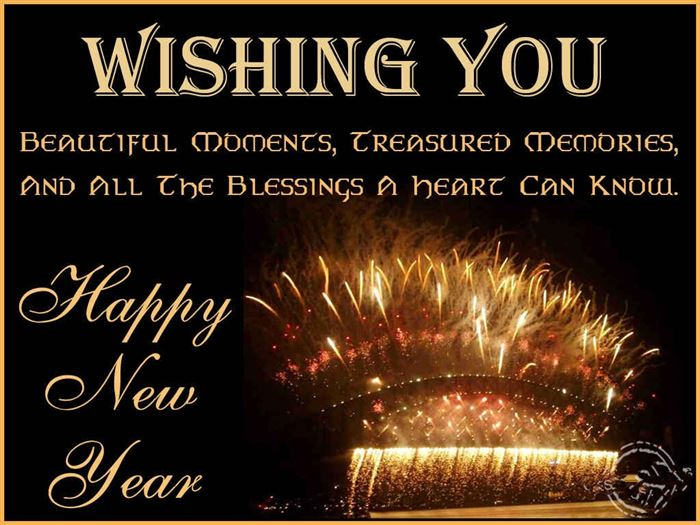 Meaning Christian Happy New Year Wishes Quotes