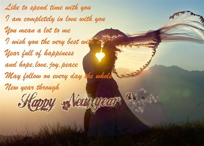 Meaning Happy New Year Wishes For Girlfriends