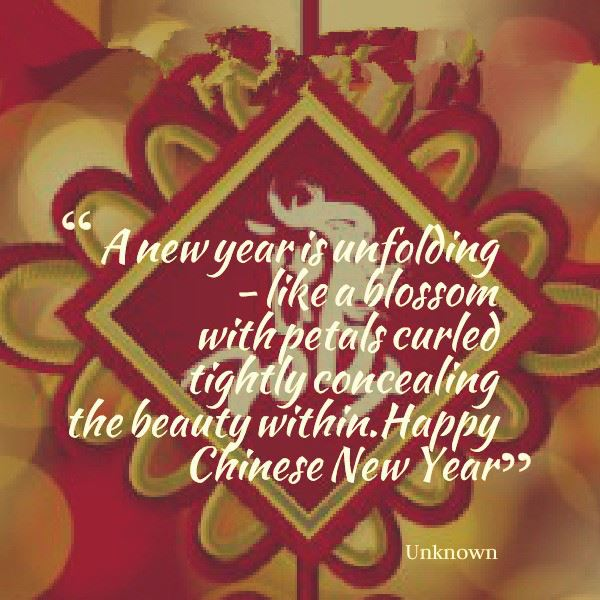 Unique Chinese New Year Greetings Words For Christian