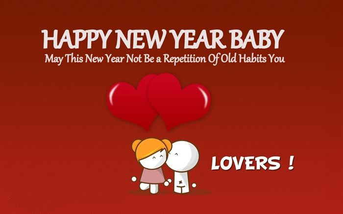 Meaningful Happy New Year Wishes For Boyfriends