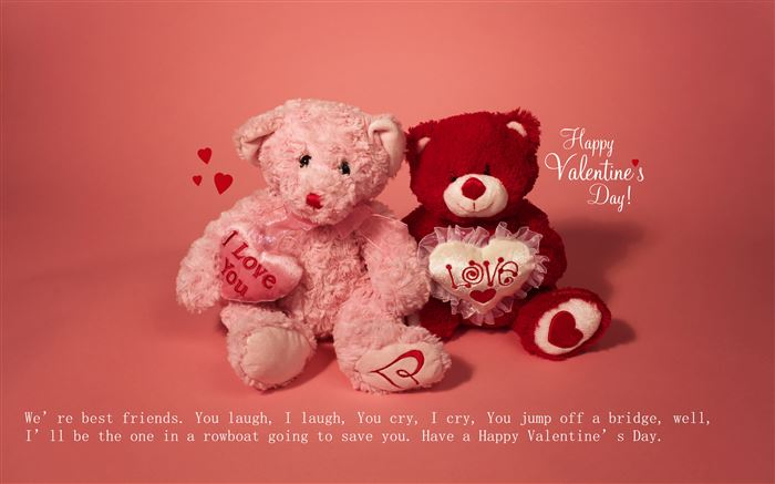 Funny Happy Valentine's Day Greetings For Friends