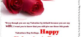 Meaningful Happy Valentine's Day Wishes For Wife