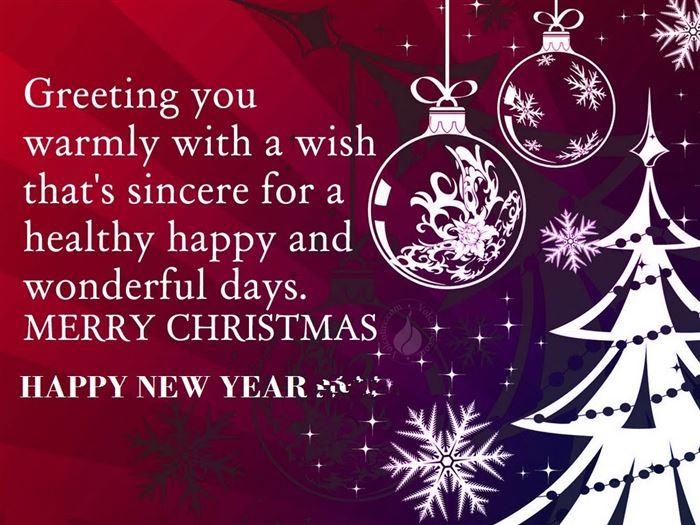 Meaningful Merry Christmas And Happy New Year Messages For Teachers