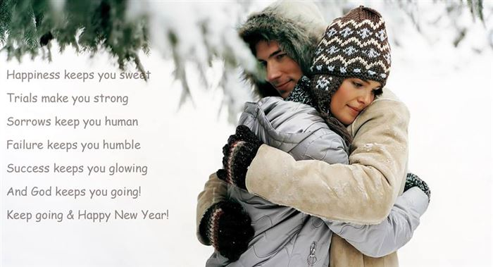 Meaning Happy New Year Greetings Message For Boyfriends
