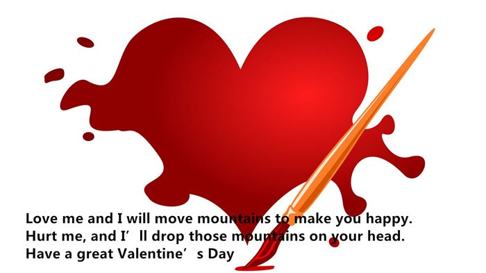 Lovely Happy Valentine's Day Quotes For Him