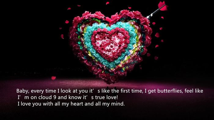 Sweet Happy Valentine's Day Quotes For Him