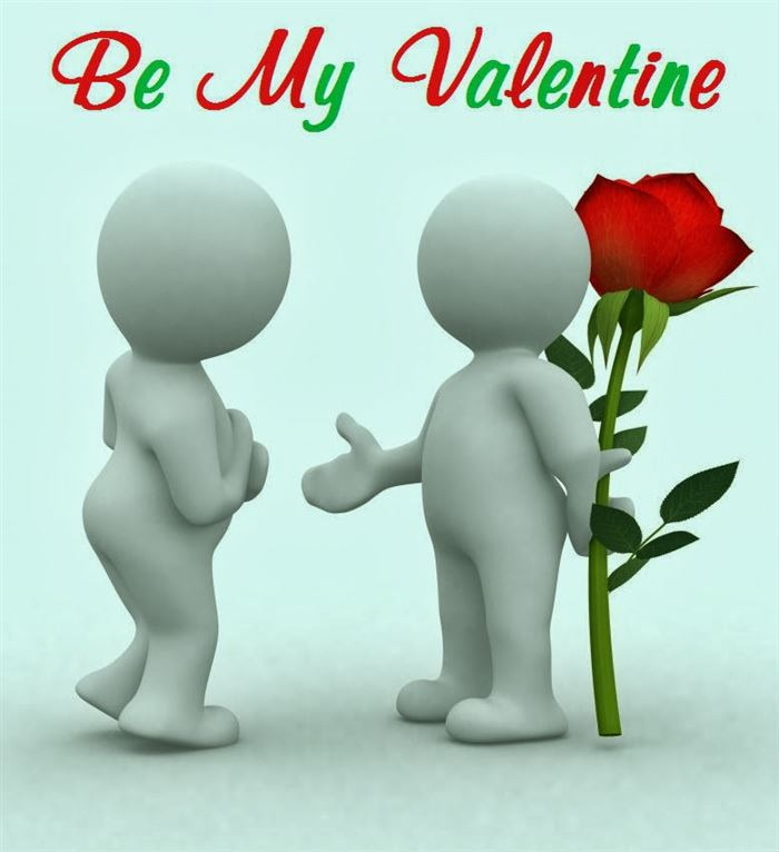 Sweet Happy Valentine's Day Greetings For Facebook