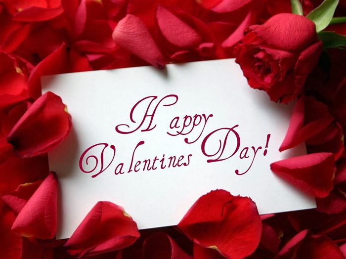 Unique Happy Valentine's Day Greetings For Facebook