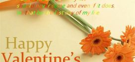 Sweet Happy Valentine's Day Greetings For Girlfriends