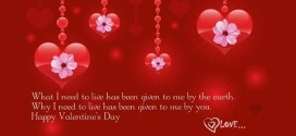 Sweet Happy Valentine's Day Greetings Sms