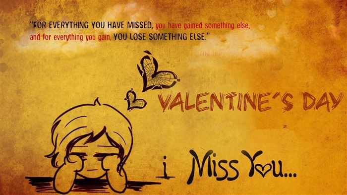 Lovely Happy Valentine's Day Greetings Sms