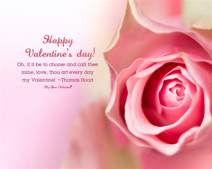 Sweet Happy Valentine's Day Pictures And Quotes