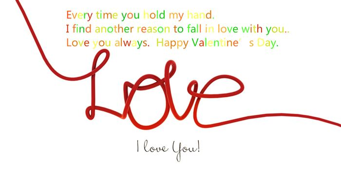 Sweet Happy Valentine's Day Quotes For Boyfriends
