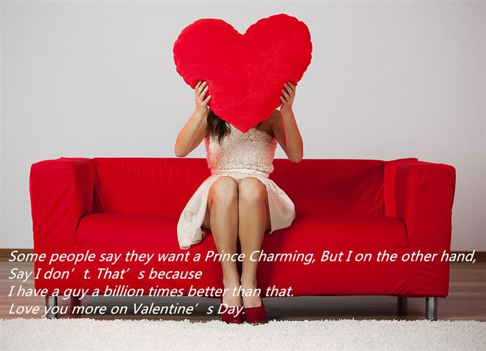 Lovely Happy Valentine's Day Quotes For Boyfriends