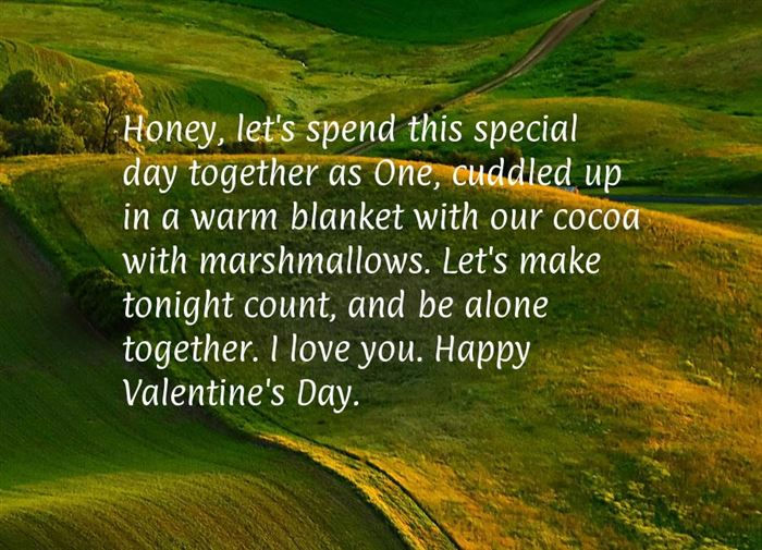 Sweet Happy Valentine's Day Quotes For Her