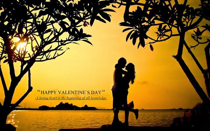 Lovely Happy Valentine's Day Quotes For Her