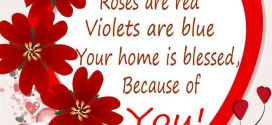 Sweet Happy Valentine's Day Wishes For Facebook