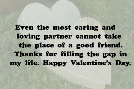 Top Happy Valentine's Day Sms For Friends