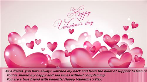 Unique Happy Valentine's Day Sms For Friends