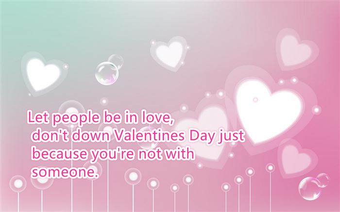 Unique Quotes About Happy Valentine's Day For Singles