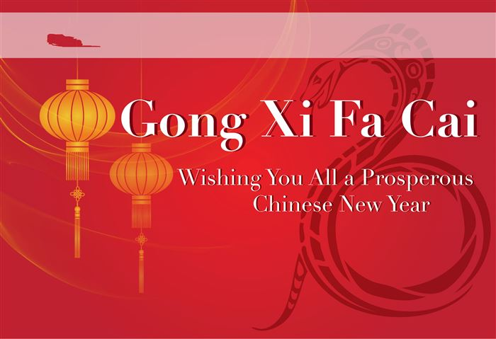 Easy Chinese New Year Greeting Message In English