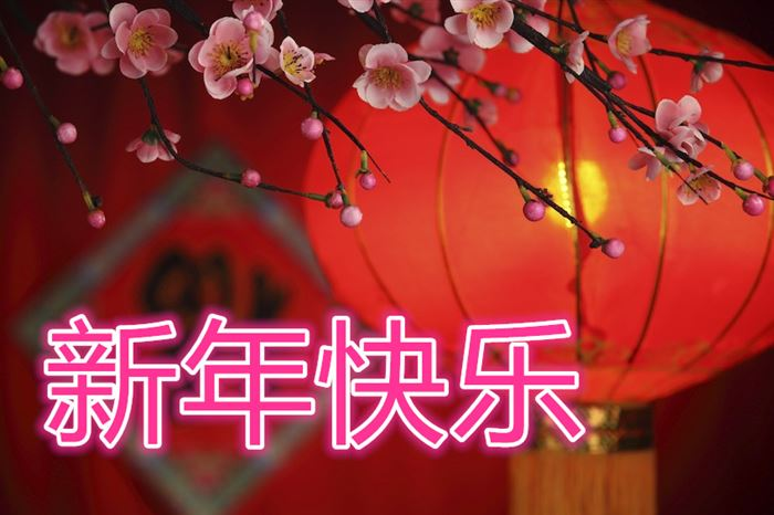 Easy Chinese New Year Wishes Messages In Mandarin