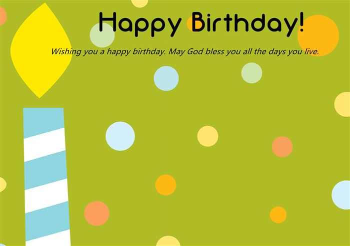 Unique Christian Happy Birthday Message To Husbands