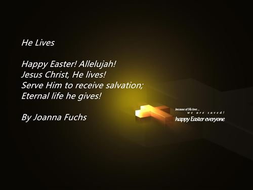 Meaningful Christian Happy Easter Poems And Readings