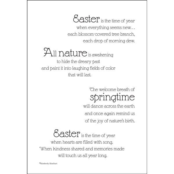 Meaningful Easter Quotes For Scrapbooking
