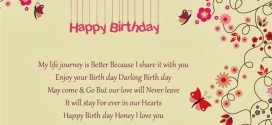 Best Happy Birthday SMS Wishes For Boyfriends