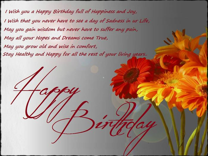 Meaningful Happy Birthday Wishes For Friends